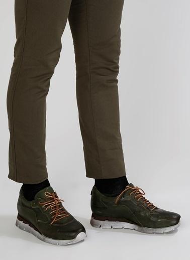Fabrika Spor Ayakkabı Yeşil